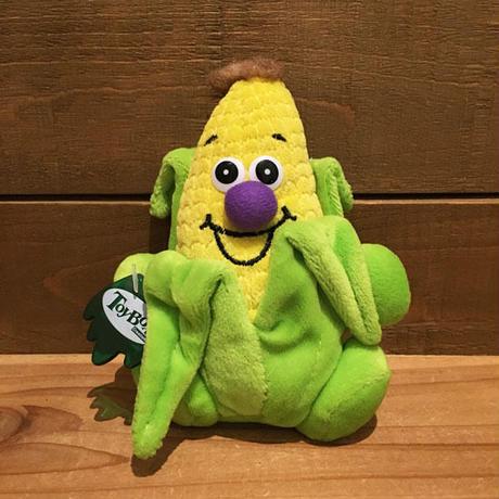 Veggie Seedies Corny on the Cob Bean Bag/ベジーシーディーズ とうもろこし ぬいぐるみ/190905-9