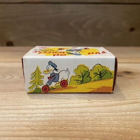 Disney Fun on Wheels Donald Duck/ディズニー ファン・オン・ホイールズ ドナルド・ダック/210606-4