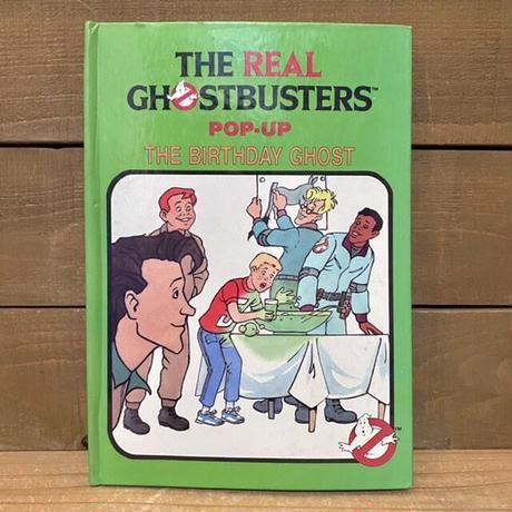 GHOSTBUSTERS Pop Up Picture Book/ゴーストバスターズ ポップアップ絵本/210416-7