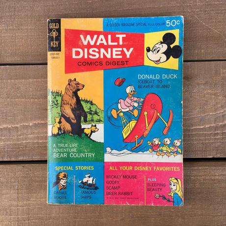Disney Walt Disney Comics Digest/ディズニー ウォルトディズニーコミックダイジェスト/161201-4