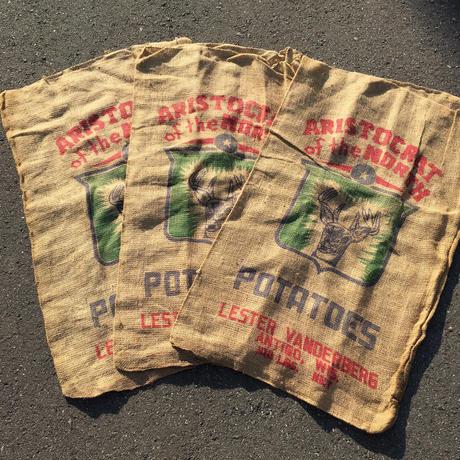 BURLAP BUG Potato Bug/バーラップバッグ ポテトバッグ/161107-2
