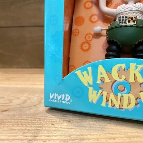 Wallece & Gromit Wallace Wind Up Toy/ウォレスとグルミット ウォレス ワインドアップトイ/211011-7