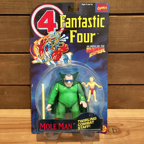 Fantastic Four Mole Man Figure/ファンタスティックフォー モールマン フィギュア/190627-6