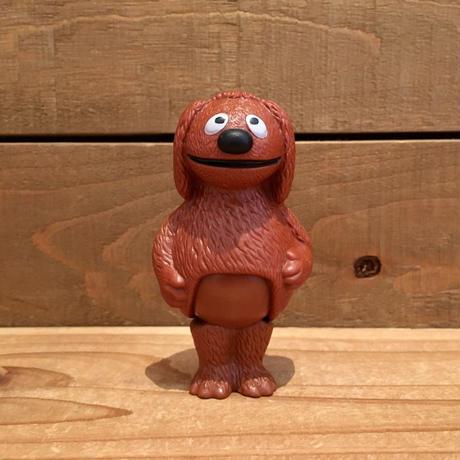THE MUPPETS Rowlf the Dog Stick Puppet Figure/マペッツ ロルフ スティックパペット フィギュア/190913-7