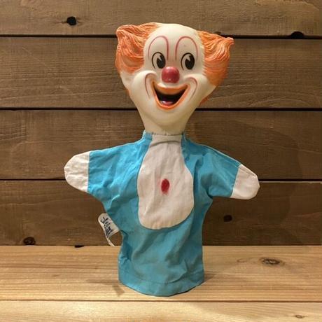 BOZO the CLOWN Bozo Hand Puppet /ボゾ・ザ・クラウン ハンドパペット/210326-4