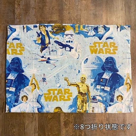 STAR WARS Twin Flat Sheets/スターウォーズ ツインフラットシーツ/211013-7