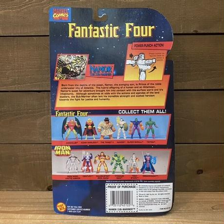 Fantastic Four Namor the Sub Mariner Figure/ファンタスティックフォー ネイモア フィギュア/210910-10