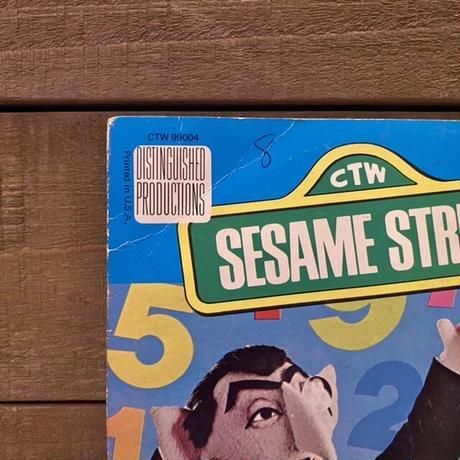 SESAMI STREET EP Record/セサミストリート EPレコード/210314−6
