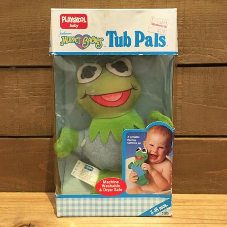 THE MUPPETS Baby kermit Tub Pals/マペッツ ベイビーカーミット タブパルズ/190517-6