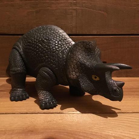 恐竜トリケラトプス ソフビ/190710-6