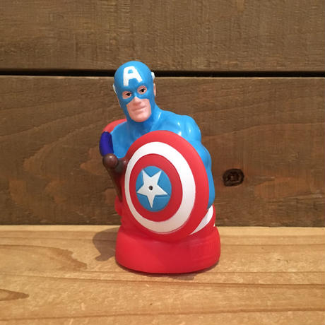 MARVEL Captain America Spitter Toy/マーベル キャプテン・アメリカ 水鉄砲/190726-10