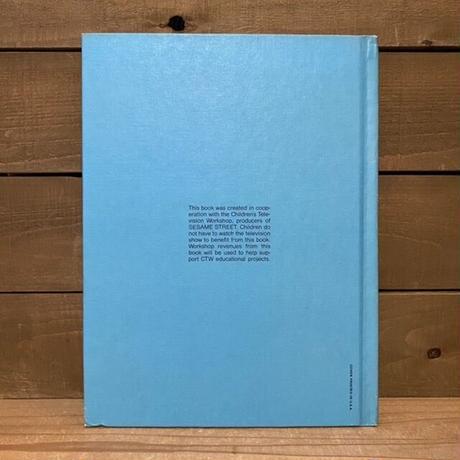 SESAME STREET Picture Book/セサミストリート 絵本/210221-3