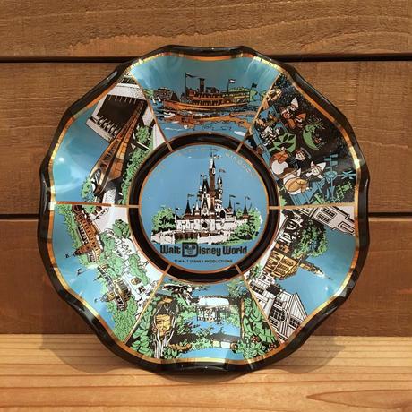 Disney WDW Magic Kingdom Dish/ディズニー WDW マジックキングダム お皿/190218-8