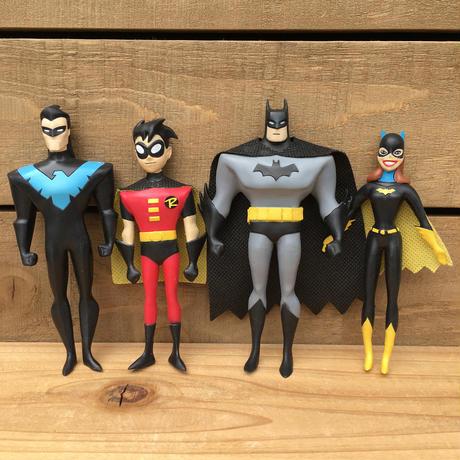 BATMAN Batman Bendable Figure Set/バットマン バットマン ベンダブルフィギュアセット/170418-15