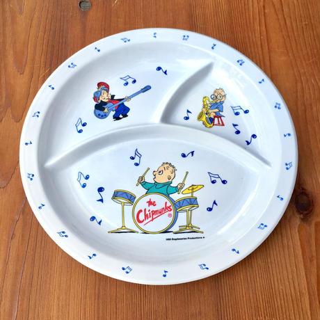 Alvin and the Chipmunks Plastic Tray/アルビンとチップマンクス プラスチックトレイ/190908-4