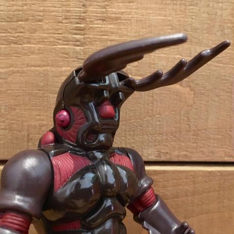 POWER RANGERS  Slicing Horns Stag Beetle Figure/パワーレンジャー スライシングホーン・スタッグビートル フィギュア/190901-6