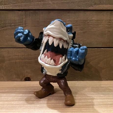 STREET SHARKS Pool Shark Ripster Figure/ストリートシャークス プールシャーク・リップスター フィギュア/210715-3