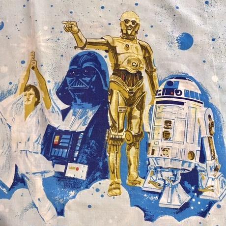 STAR WARS Pillow Case/スターウォーズ ピローケース/211013-4