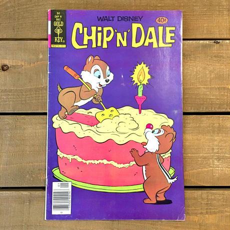 Disney Chip 'n Dale Comics/ディズニー チップとデール コミック/190617-11