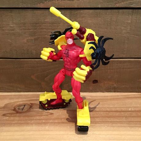 SPIDER-MAN Tank Attack Daredevil Figure/スパイダーマン タンクアタック・デアデビル フィギュア/190713-8