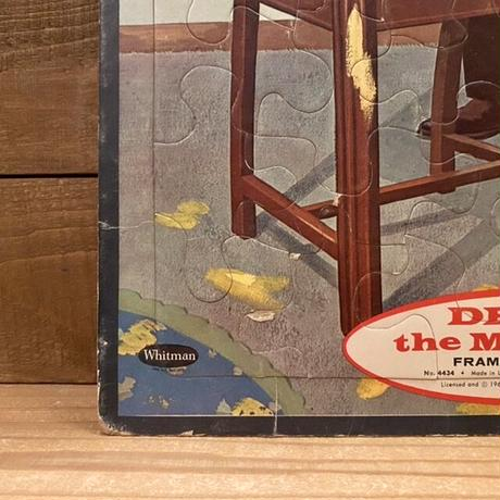DENNIS the MENACE Frame Tray Puzzle/わんぱくデニス フレームトレイパズル/201121-1