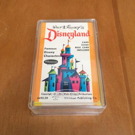 Disney Disneyland Card Game/ディズニー ディズニーランド カードゲーム/170730-8