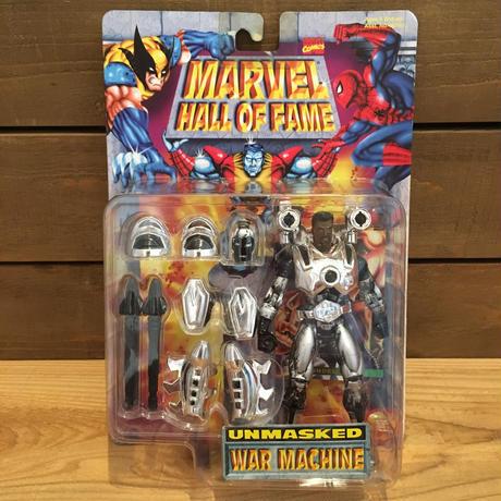 IRON MAN Unmasked War Machine Figure/アイアンマン アンマスク・ウォーマシン フィギュア/180702-3