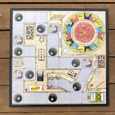 TURTLES Serch for Shredder Game/タートルズ サーチ・フォー・シュレッダー・ゲーム/191231-11