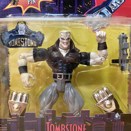 SPIDER-MAN Tombstone Figure/スパイダーマン トゥームストン フィギュア/210910-12