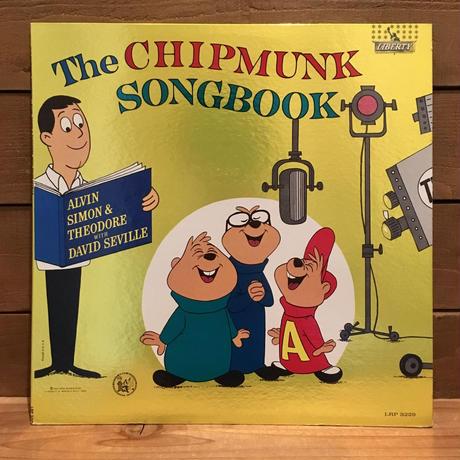 Alvin and the Chipmunks Record/アルビンとチップマンクス レコード/190822-9