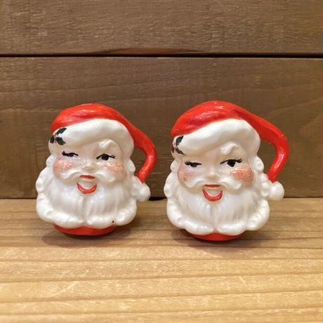 Santa  Claus Face S&P/サンタクロースフェイス ソルト&ペッパー/201119-12
