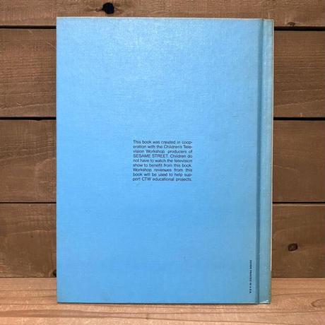 SESAME STREET Picture Book/セサミストリート 絵本/210221-8