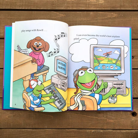 THE MUPPETS Picture Book/マペッツ 絵本/190216-3