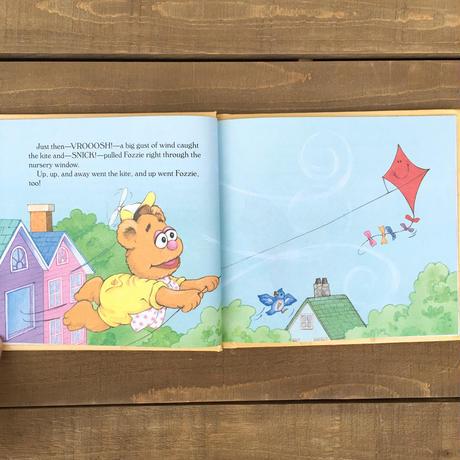 THE MUPPETS Baby Fozzie On Cloud Nine/ ザ・マペッツ ベイビー・フォジー 絵本/170524-6