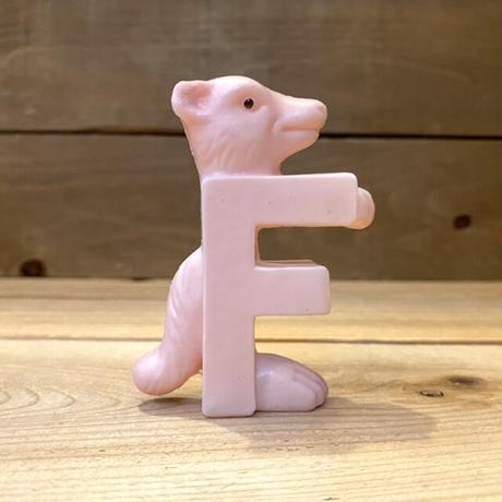 Animal Alphabet 【F】/アニマルアルファベット【F】/210407-20