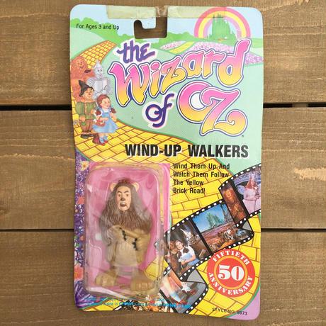 the Wizard of Oz Cowardly Lion Wind-Up/オズの魔法使い 臆病なライオン ワインドアップトイ/170626-1