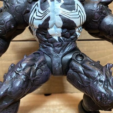 SPIDER-MAN Ultimate Venom Figure/スパイダーマン アルティメット・ヴェノム フィギュア/210721-5