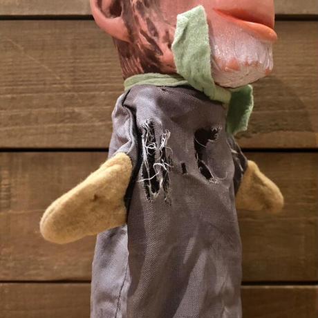 Ape Hand Puppet/猿 ハンドパペット/210326-1