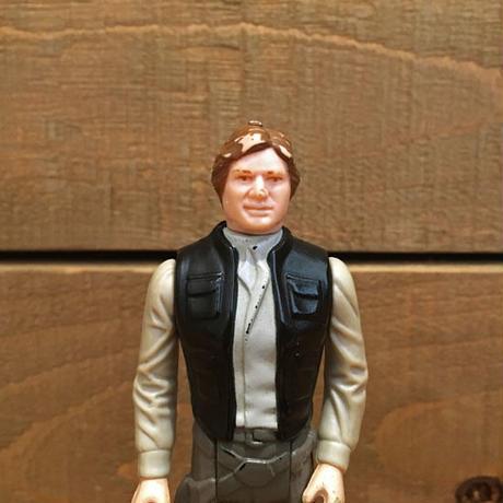 STAR WARS Han Solo Figure/スターウォーズ ハン・ソロ フィギュア/190722-5