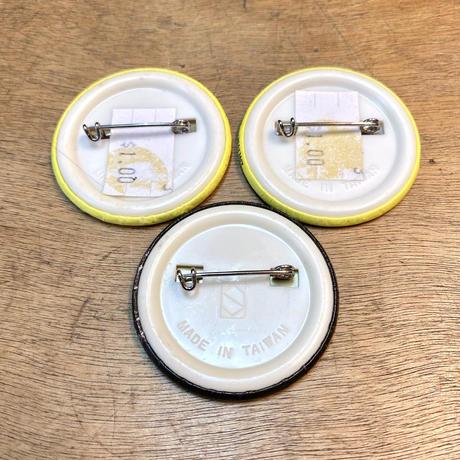 BTTF Bottun Set/バックトゥザフューチャー 缶バッジセット/190621-1