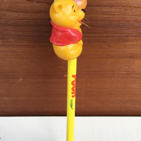 Winnie the Pooh Pooh Pencil/くまのプーさん 鉛筆/180204-10