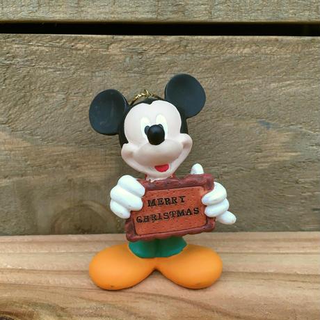 Diseny Mickey Mouse Xmas Ornament/ディズニー ミッキー・マウス クリスマスオーナメント/15124-12