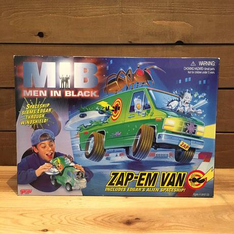 MIB Vap-Em Van Figure/メンインブラック ザップエム・ヴァン フィギュア/190619-10