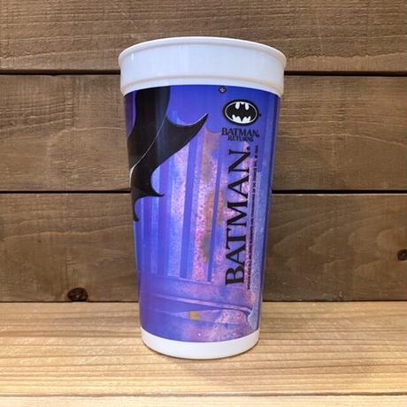 BATMAN Batman  Returns Plastic Cup/バットマン バットマン・リターンズ プラスチックカップ/210111-12