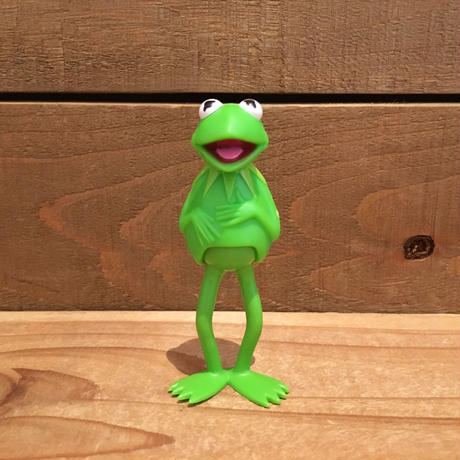 THE MUPPETS Kermit Stick Puppet Figure/マペッツ カーミット スティックパペット フィギュア/190913-2