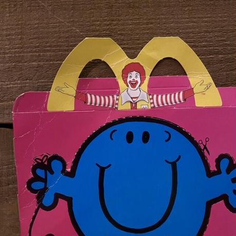 McDonald's Happy Meal Box/マクドナルド ハッピーミールボックス/210912-5