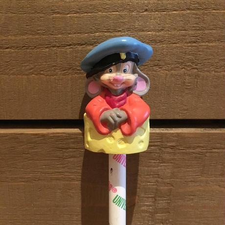 An American Tail Universal Studio Figure Pencil/アメリカ物語 ユニバーサルスタジオ フィギュア鉛筆/171213-5