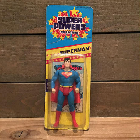 SUPERMAN  Super Powers Superman Figure/スーパーマン スーパーパワーズ スーパーマン フィギュア/190820-6
