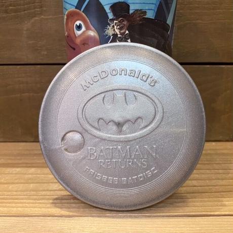 BATMAN Batman  Returns Plastic Cup/バットマン バットマン・リターンズ プラスチックカップ/210111-11