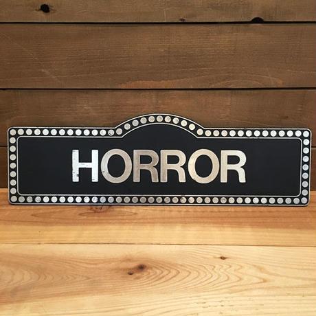Video Store Display Sign/ビデオストア ディスプレイサイン/190725-8